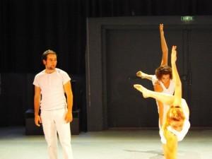 Des danses blanches